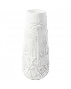 Kare Vaas Jungle White 83 cm