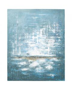 Kare Schilderij Blue One 150x120