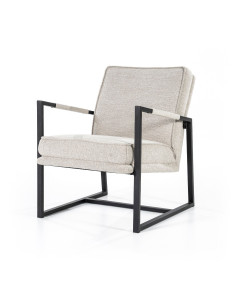 Eleonora Fauteuil Isaac Beige Brave