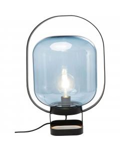 Kare Tafellamp Jupiter Blue-Black