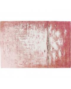 Kare Vloerkleed Abstract Dark Rose 240x170cm
