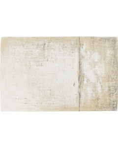 Kare Vloerkleed Abstract Beige 240x170cm