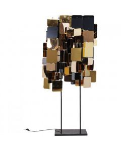 Kare Vloerlamp City Nights Squares 70cm