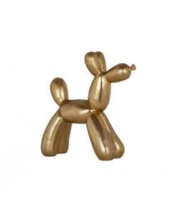 Richmond Decofiguur Dog Gold 28cm