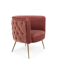 Bold Monkey Fauteuil Such A Stud Pink