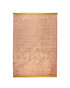 Bold Monkey Vloerkleed I Feel So Soft Pink 200x300 cm
