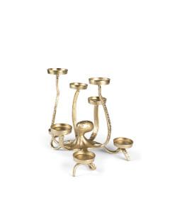 Bold Monkey Kandelaar Trouble In The Water Octopus Gold