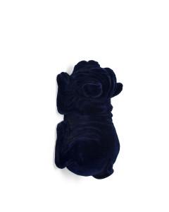 Bold Monkey Wandlamp Devilish Bulldog Light Blue
