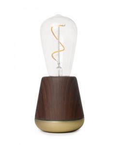 Humble Tafellamp One Walnut