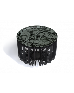 iBride Salontafel Medusa Outdoor Black