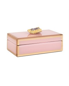 Richmond Opbergdoos Jaylyn Pink/Gold