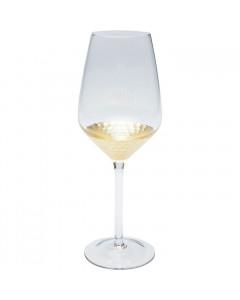 Kare Witte Wijnglas Gobi