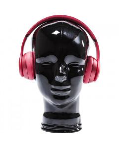 Kare Decofiguur Headphone Mount Black