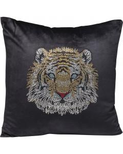 Kare Kussen Tiger Face 45x45 cm