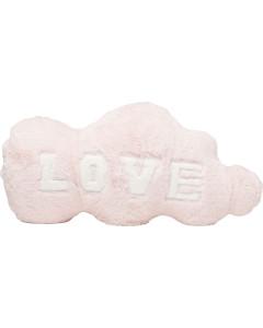 Kare Kussen Love Cloud White 65c35cm