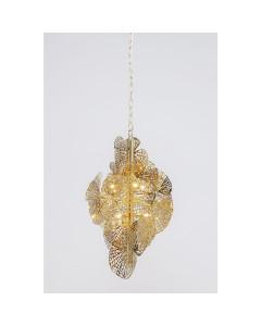 Kare Hanglamp Leaf Gold