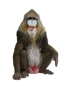 Kare Decofiguur Monkey Madrill