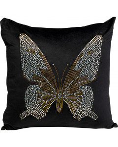 Kare Kussen Diamond Butterfly 45x45 cm
