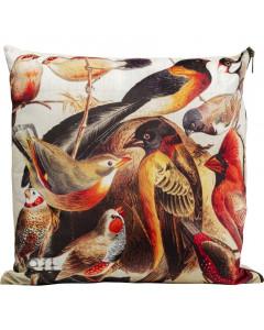 Kare Kussen Birds Life 45x45 cm