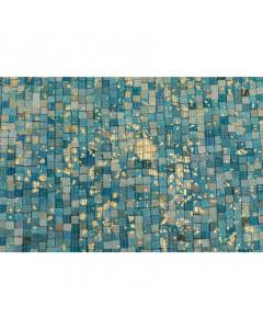 Kare Vloerkleed Glorious Turquoise 170x240 cm