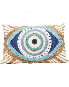 Kare Kussen Ethno Eye 35x55 cm