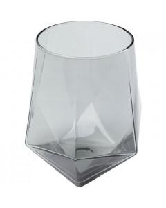 Kare Waterglas Diamond Smoke