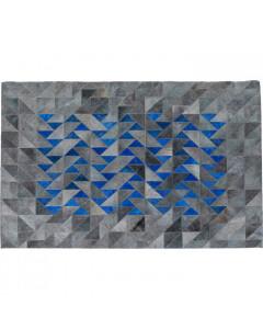 Kare Vloerkleed Triangle Grey 170x240cm