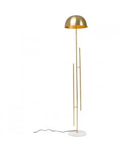 Kare Vloerlamp Solo Brass