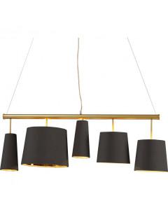 Kare Hanglamp Parecchi Brons 100cm
