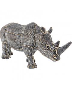 Kare Deco Object Rhino Rivets Pearls Small