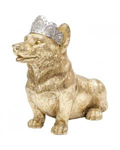 Kare Spaarpot Royal Sitting Corgi