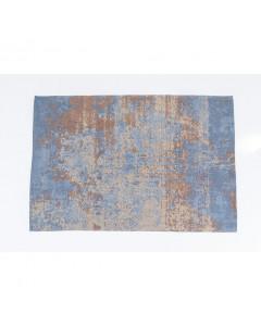 Kare Vloerkleed Angus Blue 170x240 cm