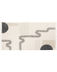 Kare Vloerkleed Labyrinth 150x240 cm