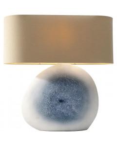 Kare Tafellamp Agate Blue