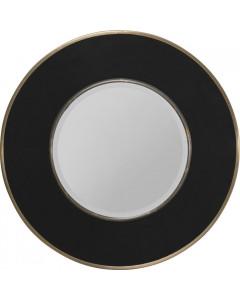 Kare Spiegel Lens Black Ø60