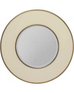 Kare Spiegel Lens White Ø60