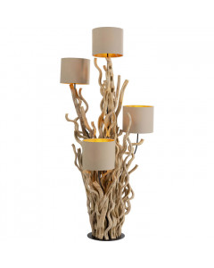Kare Vloerlamp Twisted Forest Nature