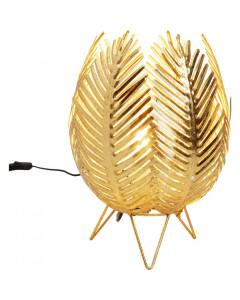 Kare Tafellamp Jasmin Gold