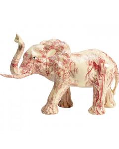 Kare Decofiguur Elephant Hathi