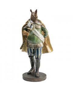Kare Decofiguur Sir Rhino Standing