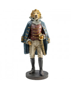 Kare Decofiguur Sir Lion Standing