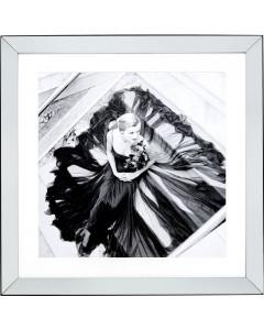 Kare Wandfoto Fairytale 95x95cm