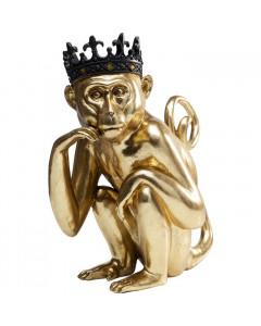 Kare Decofiguur King Lui Gold