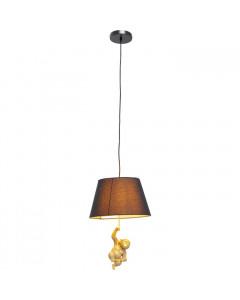 Kare Hanglamp Animal Swinging Baby Ape