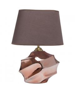 Kare Tafellamp Alba Bronze