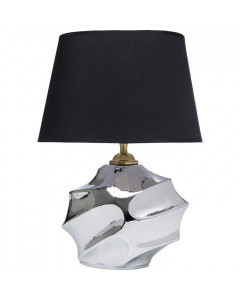 Kare Tafellamp Alba Silver