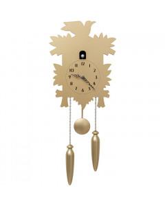 Kare Klok Cuckoo Bird Gold