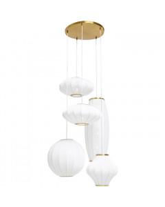 Kare Hanglamp Nilay Ø80cm