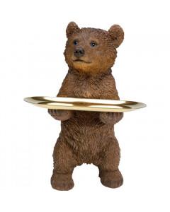 Kare Decofiguur Butler Standing Bear Small