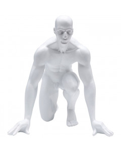 Kare Decofiguur Runner White